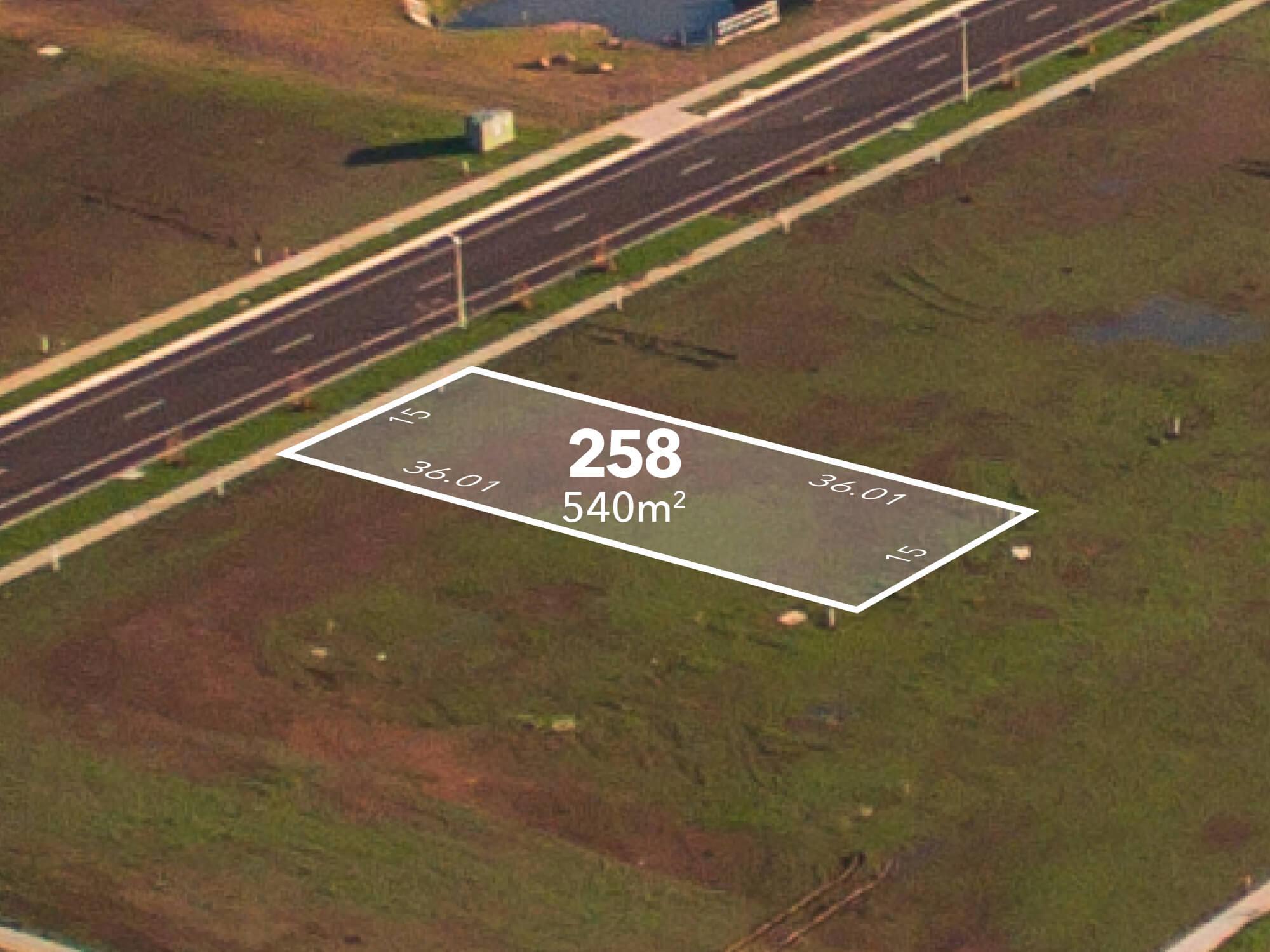 , Cuzens Road, ALFREDTON, VIC 3350
