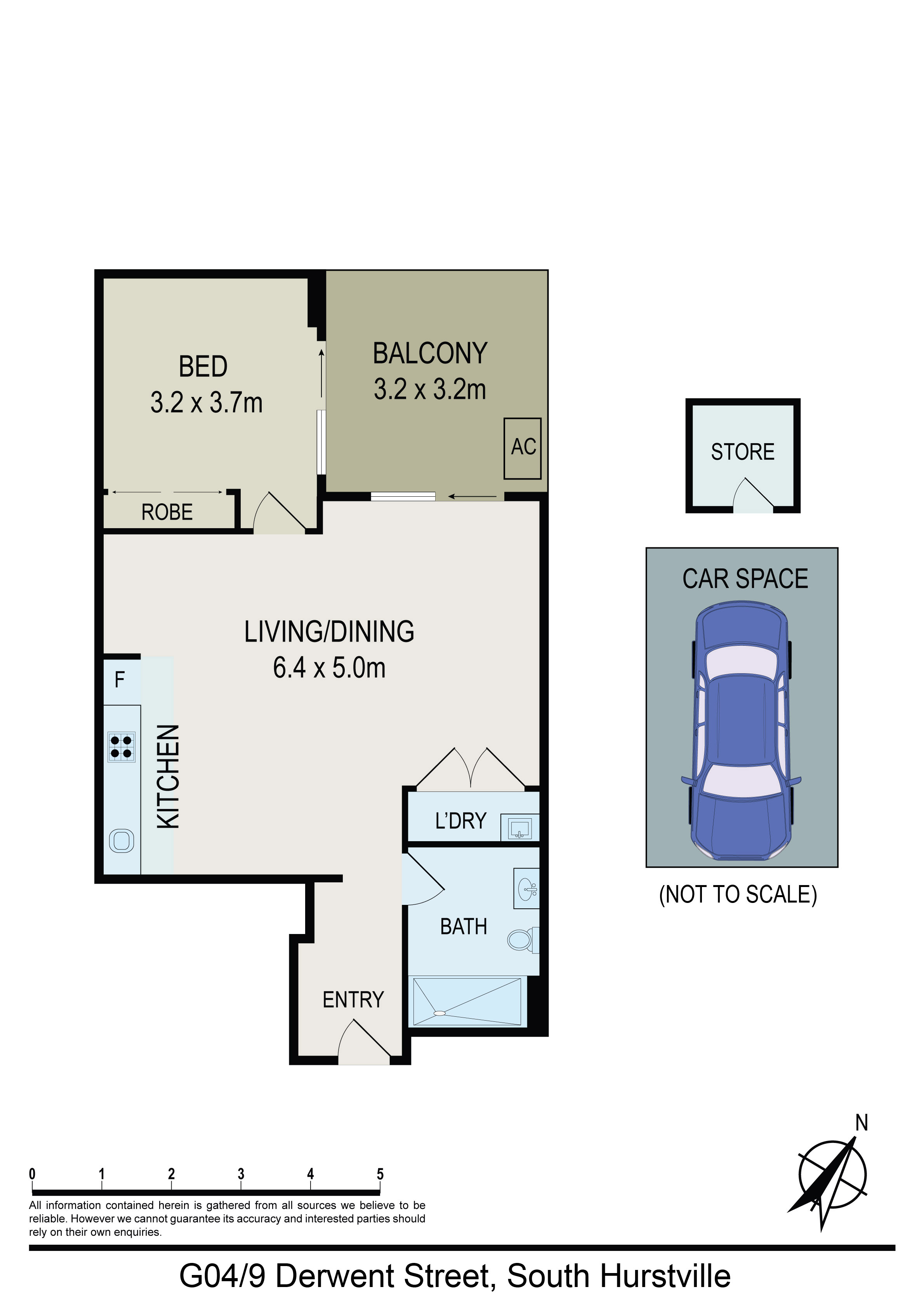 Image: Brand new one bedroom apartment
