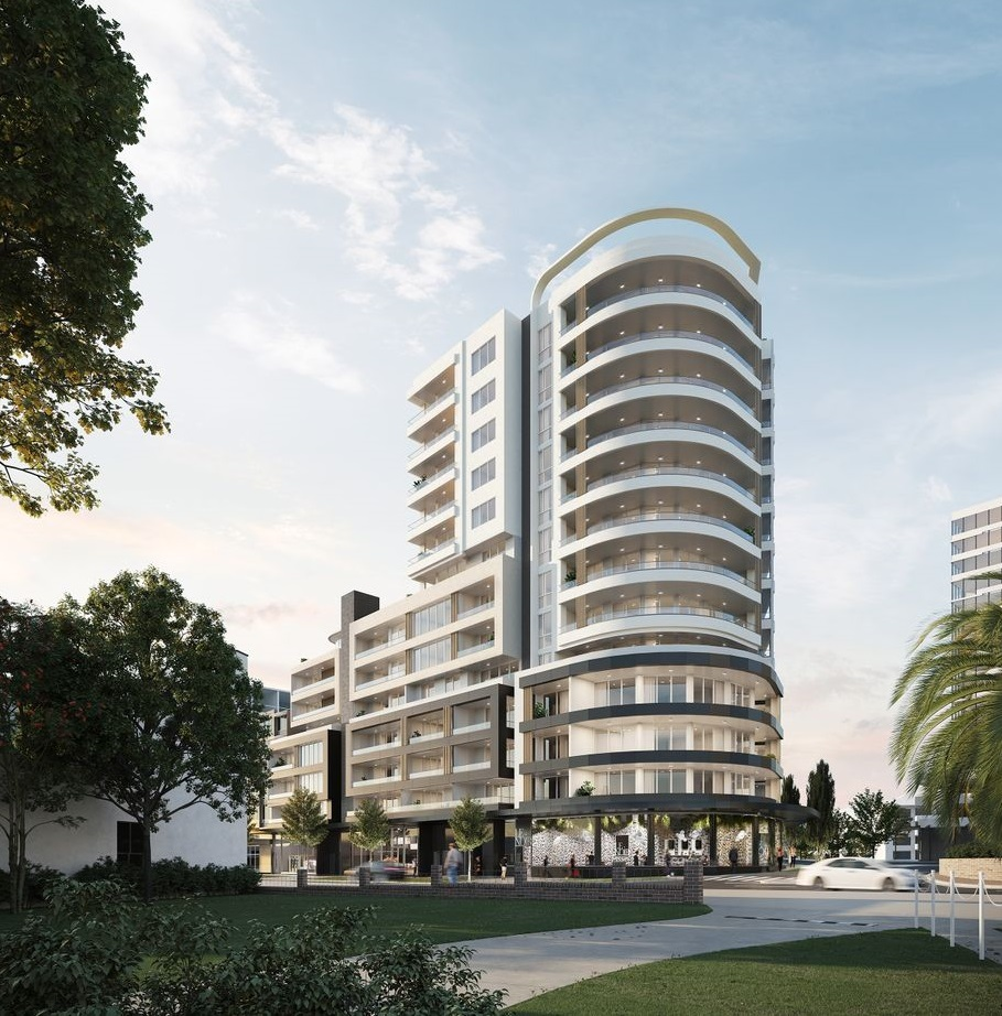 WELCOME TO LOTUS HURSTVILLE, A NEW STANDARD IN EXECUTIVE LIVING