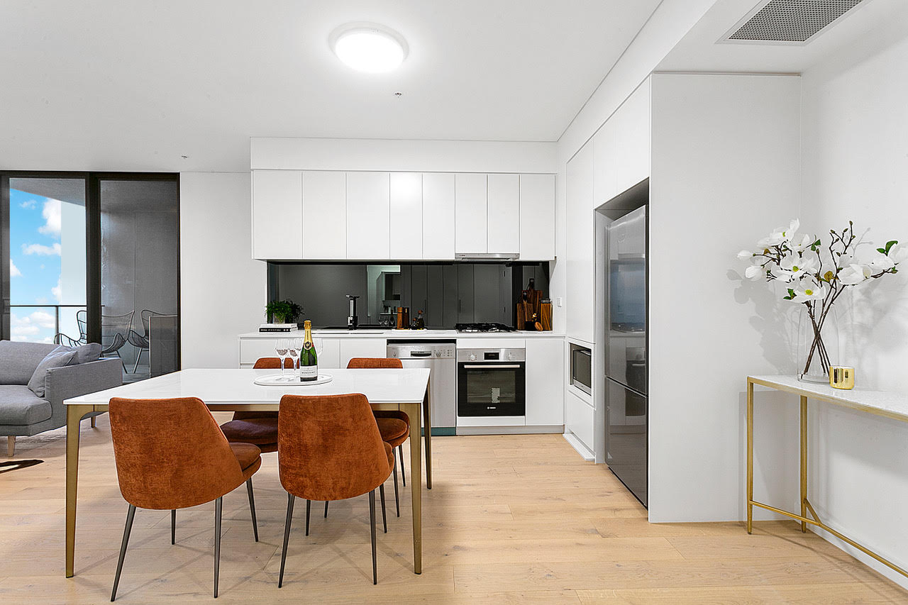 Image: Affordable first home in award winning building