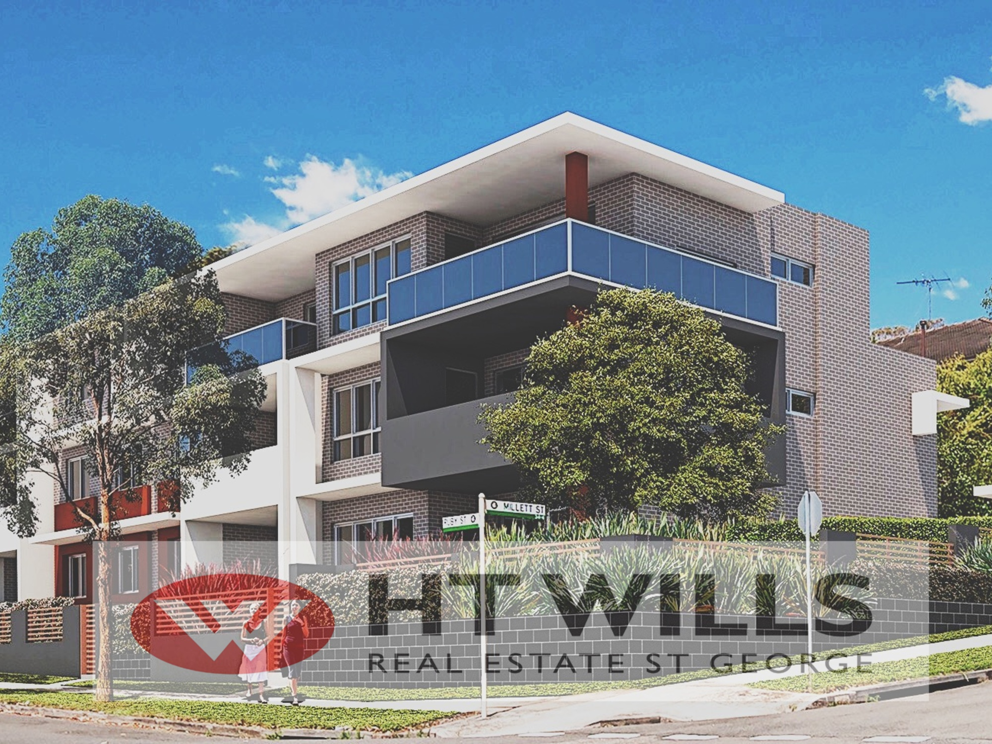 BRAND NEW DOUBLE BRICK TOWNHOUSE. TOTAL 209SQM
