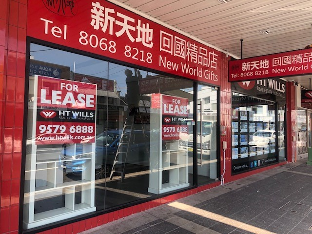 Ground Floor Shop - ATTRACTIVE AND NEGOTIABLE LEASE TERMS