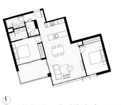 Image: Brand New Two Bedroom Apartment. Ready to Move In!