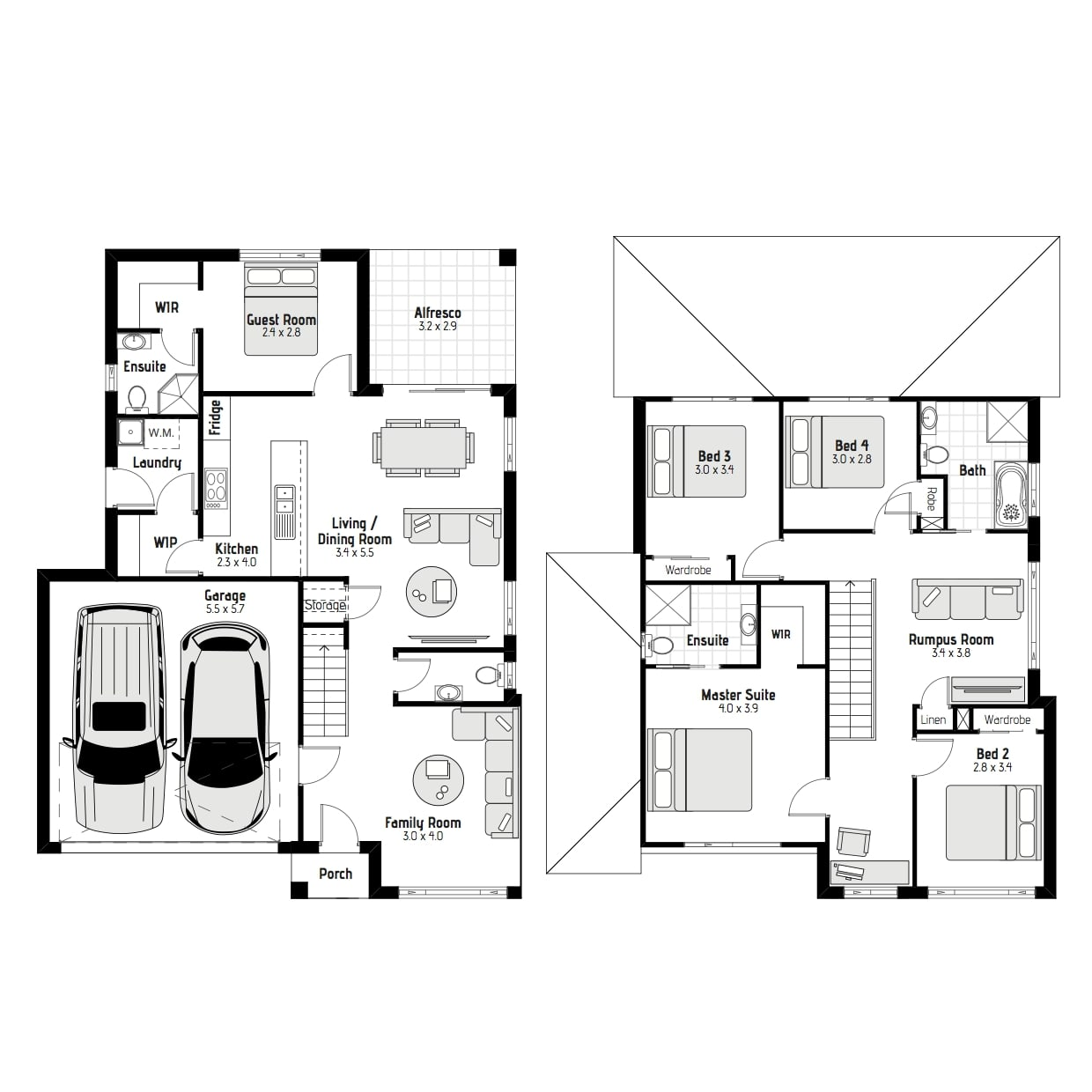L4632960 BARDEN RIDGE NSW 2234 - Floor plan