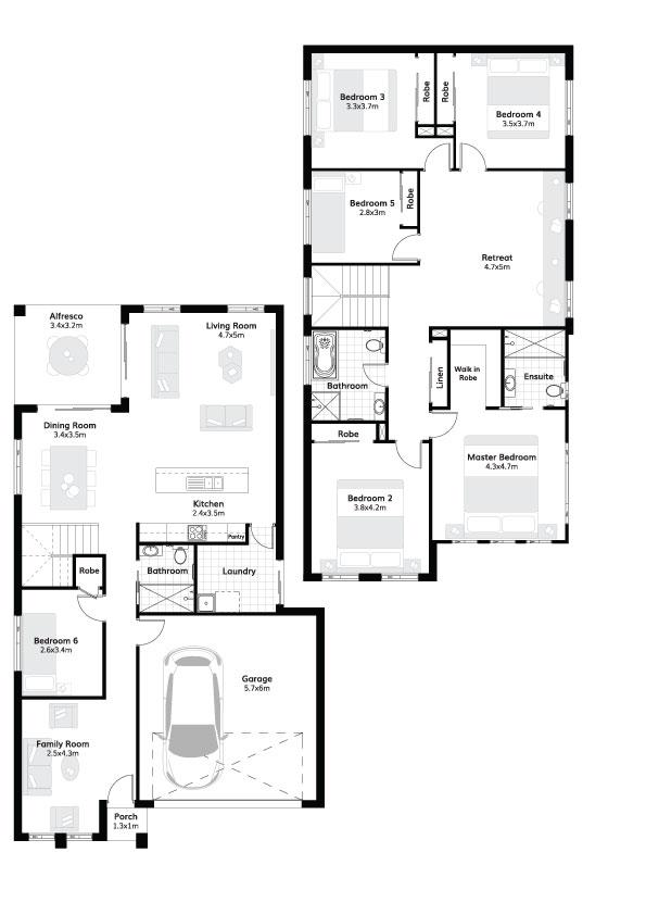 L4632964 BARDEN RIDGE NSW 2234 - Floor plan
