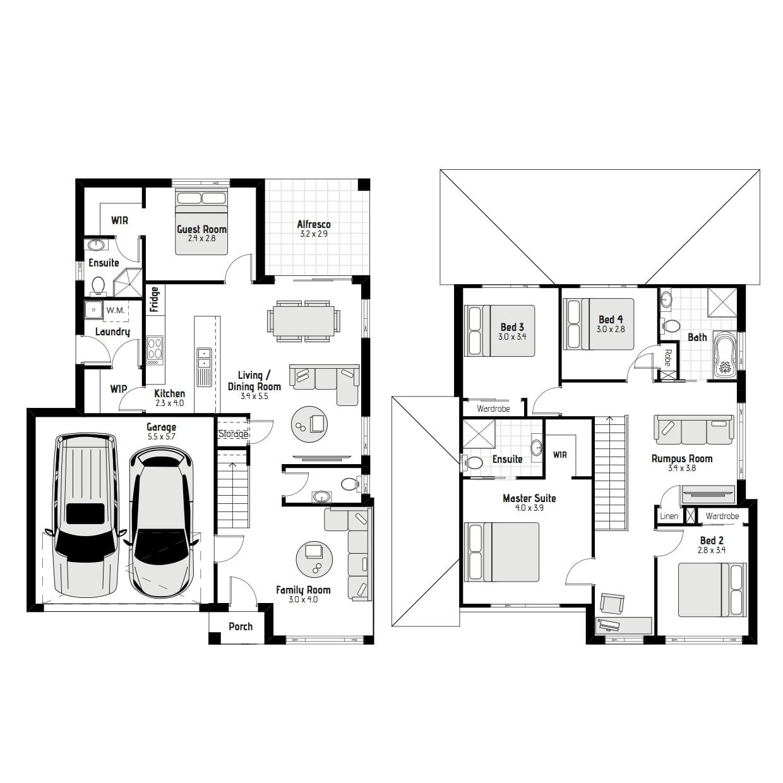 L4632968 BARDEN RIDGE NSW 2234 - Floor plan