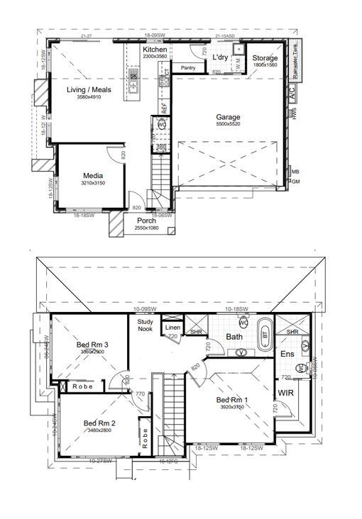 L5077460 BOX HILL NSW 2765 - Floor plan