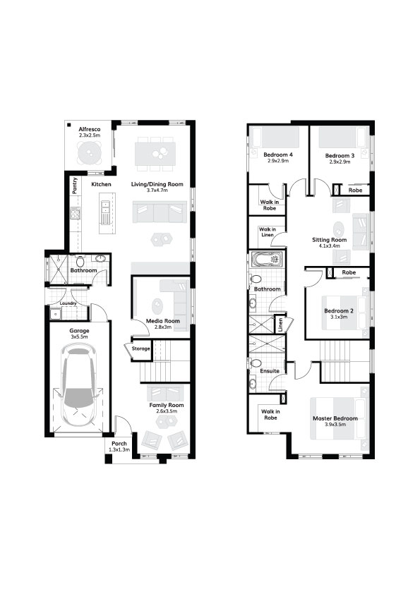 L8185532 AUSTRAL NSW 2179 - Floor plan