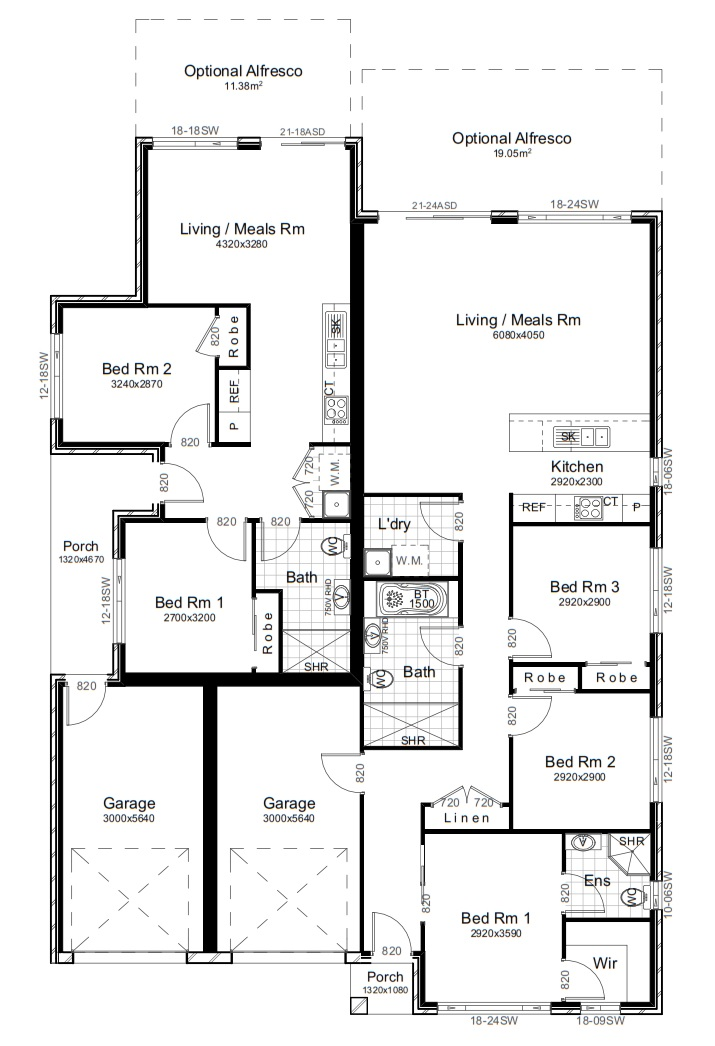 L8489929 CLYDESDALE NSW 2330 - Floor plan