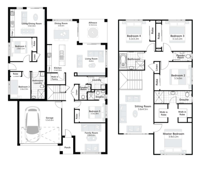 L8490005 CLYDESDALE NSW 2330 - Floor plan