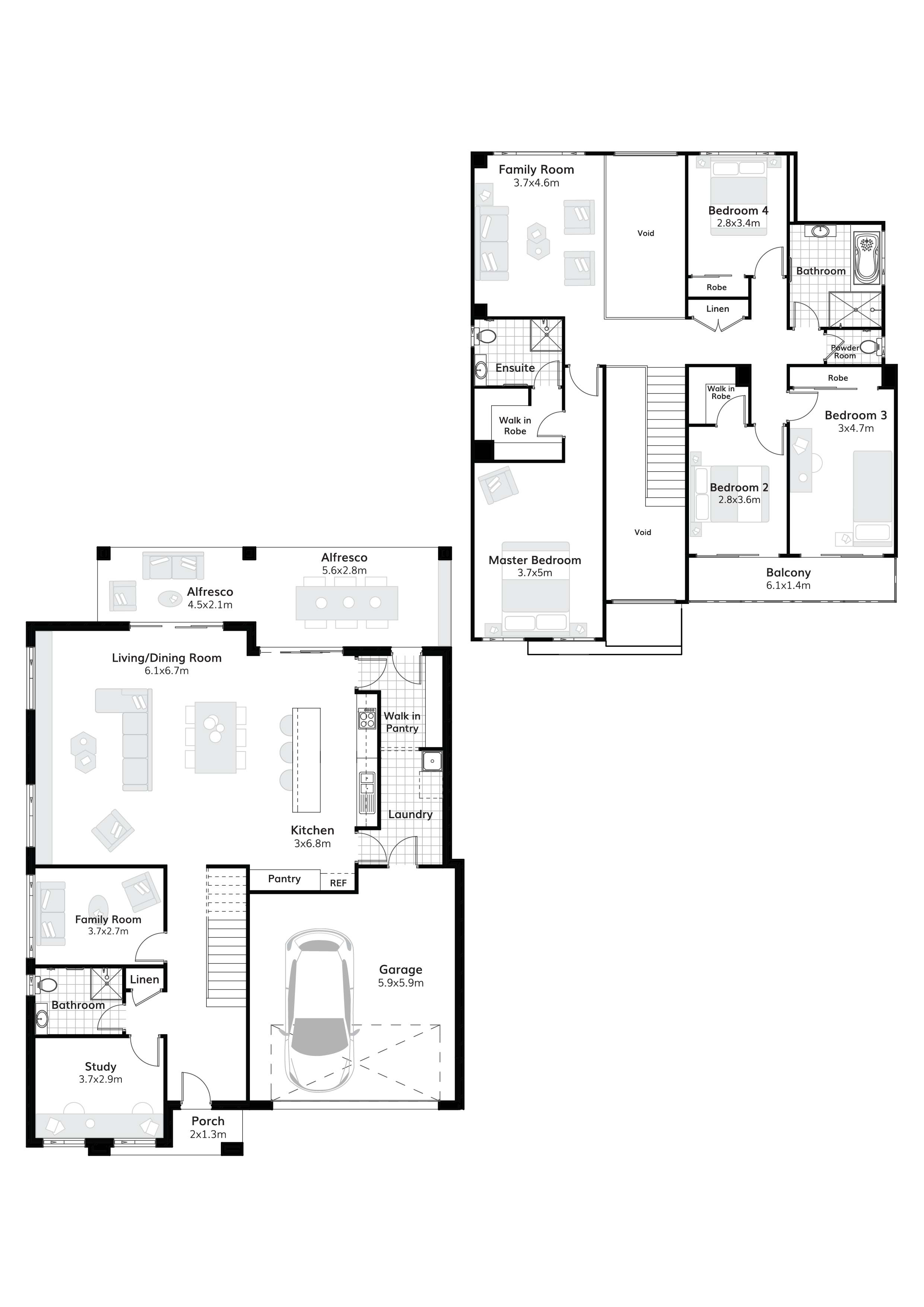 L8490057 CLYDESDALE NSW 2330 - Floor plan