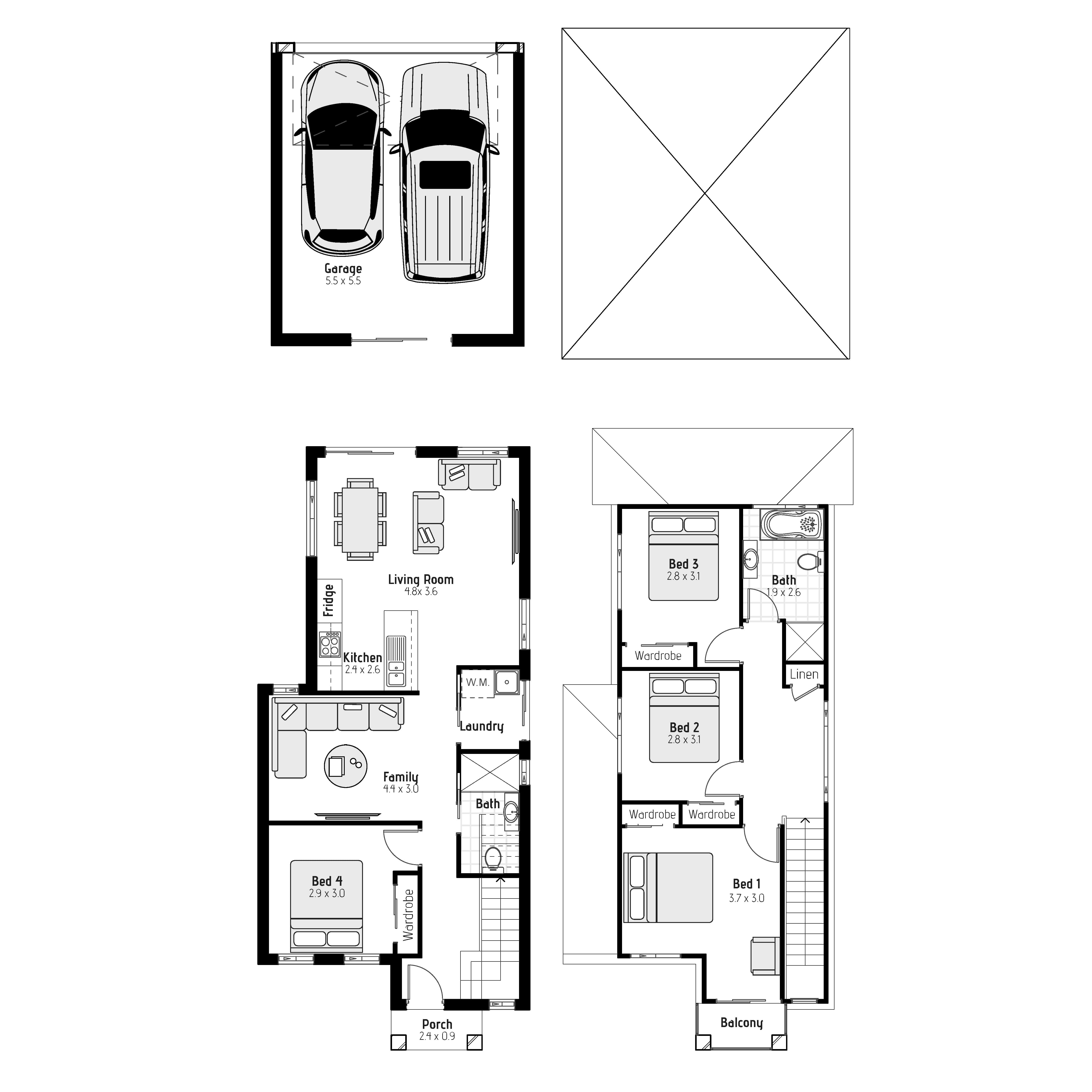 L9469251 AUSTRAL NSW 2179 - Floor plan