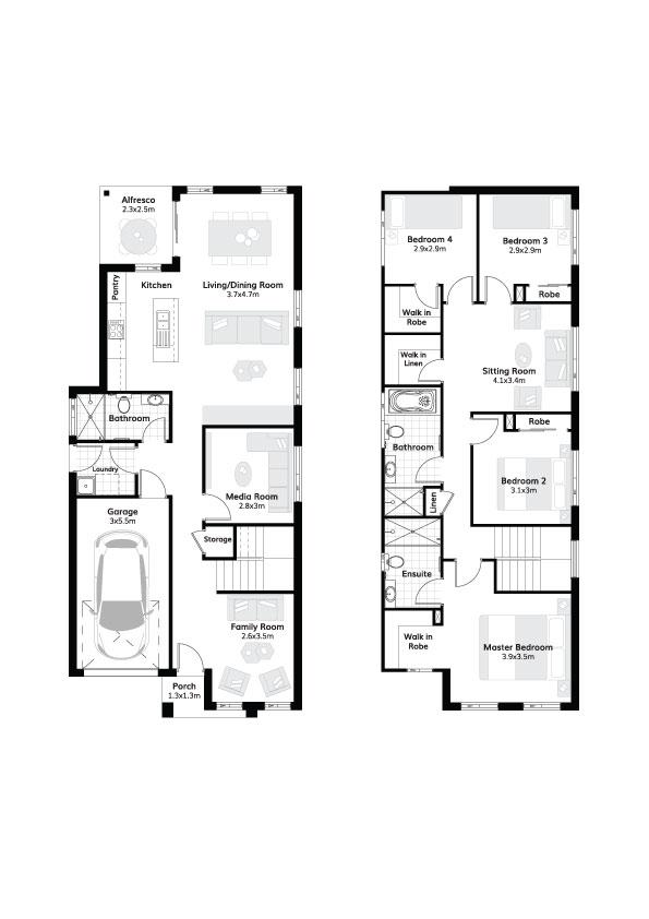 L11214047 MENANGLE PARK NSW 2563 - Floor plan