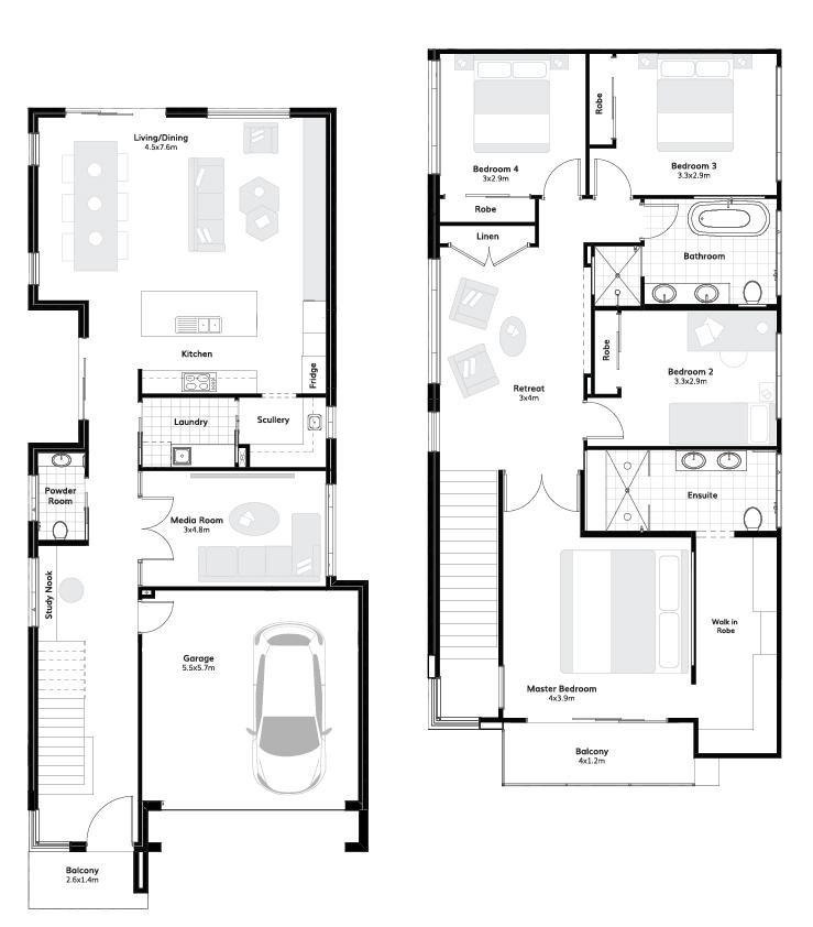 L11214061 MENANGLE PARK NSW 2563 - Floor plan