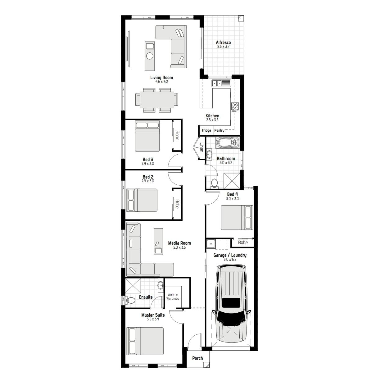 L11390494 AUSTRAL NSW 2179 - Floor plan