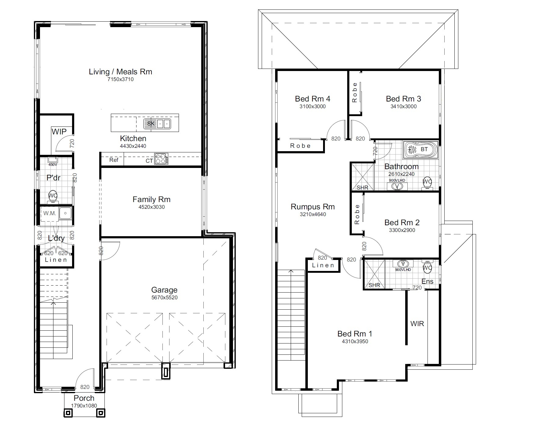 L11390584 AUSTRAL NSW 2179 - Floor plan