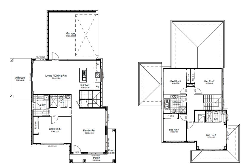 L12685260 MENANGLE PARK NSW 2563 - Floor plan