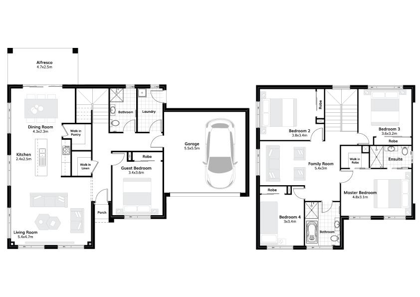 L12685519 MENANGLE PARK NSW 2563 - Floor plan