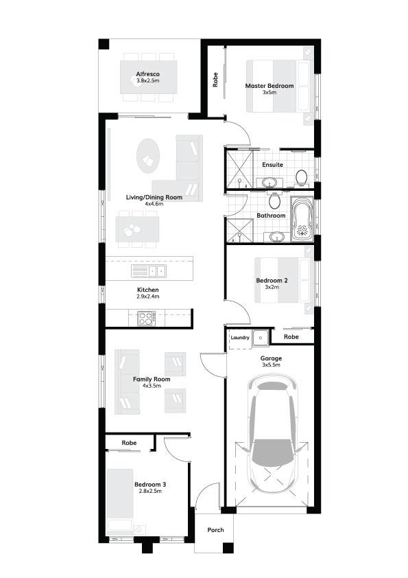 L14660012 BOX HILL NSW 2765 - Floor plan