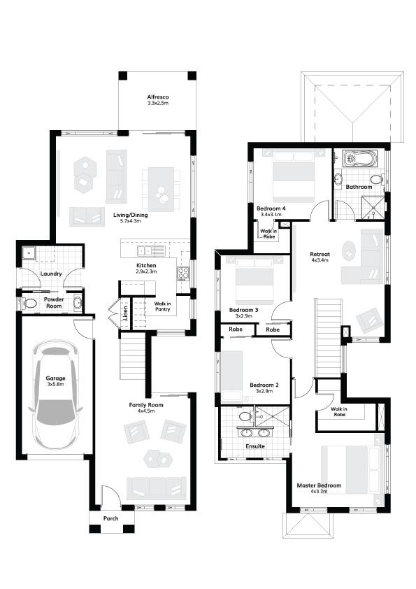 L14810918 AUSTRAL NSW 2179 - Floor plan