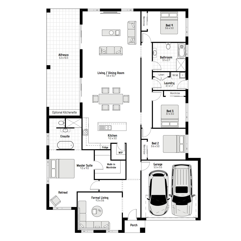 22303081 WILTON NSW 2571 - Floor plan
