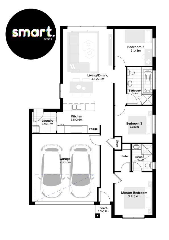 22409974 BOX HILL NSW 2765 - Floor plan
