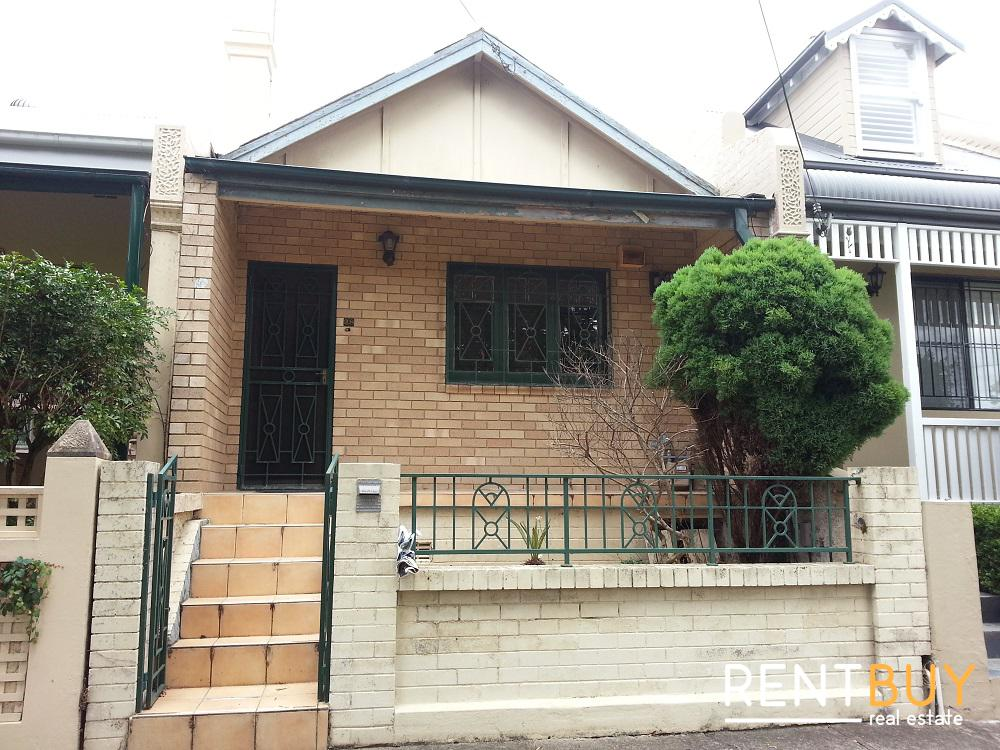 TWO BEDROOM HOUSE FOR LEASE