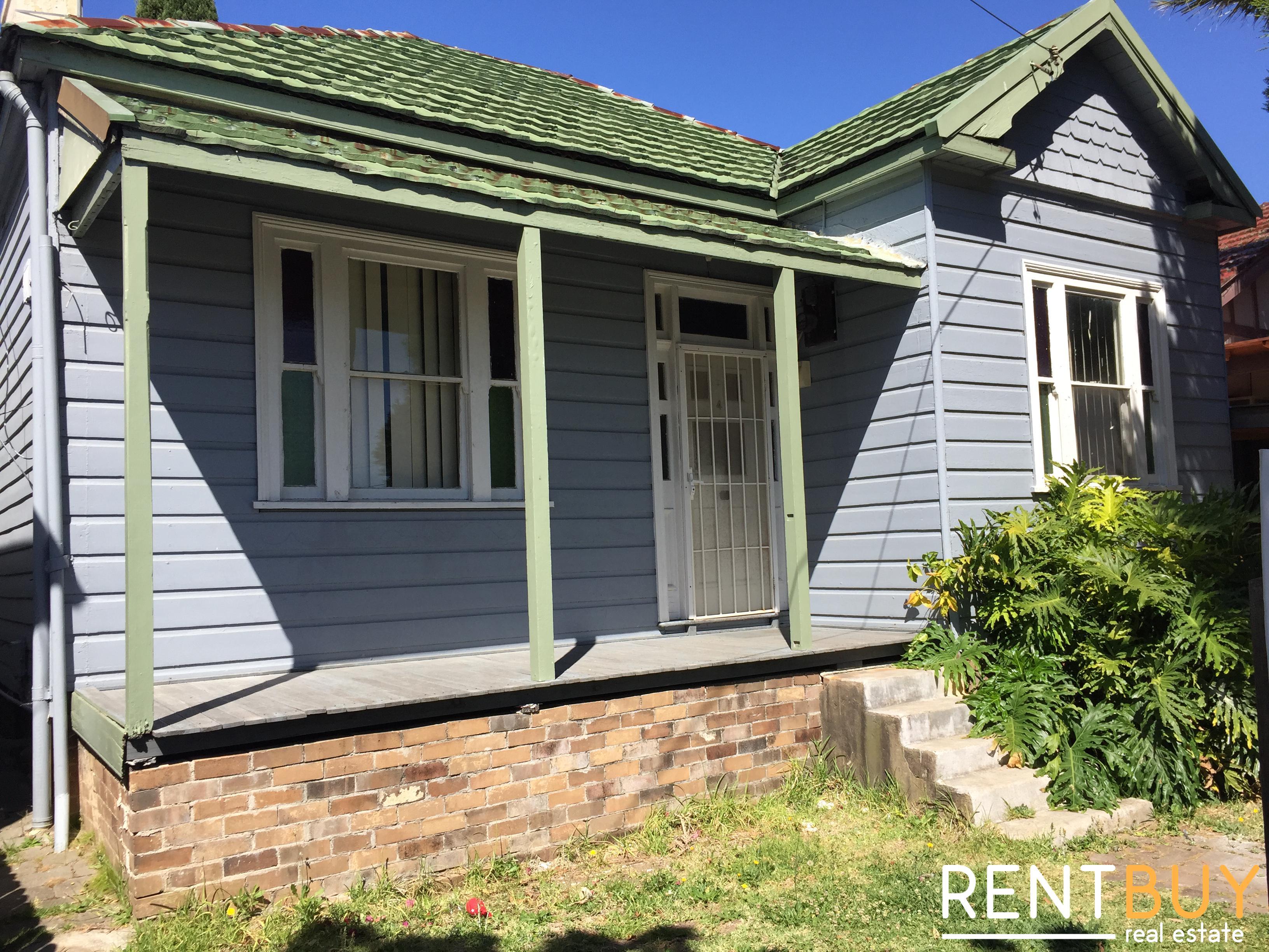 THREE BEDROOM RENOVATED HOUSE