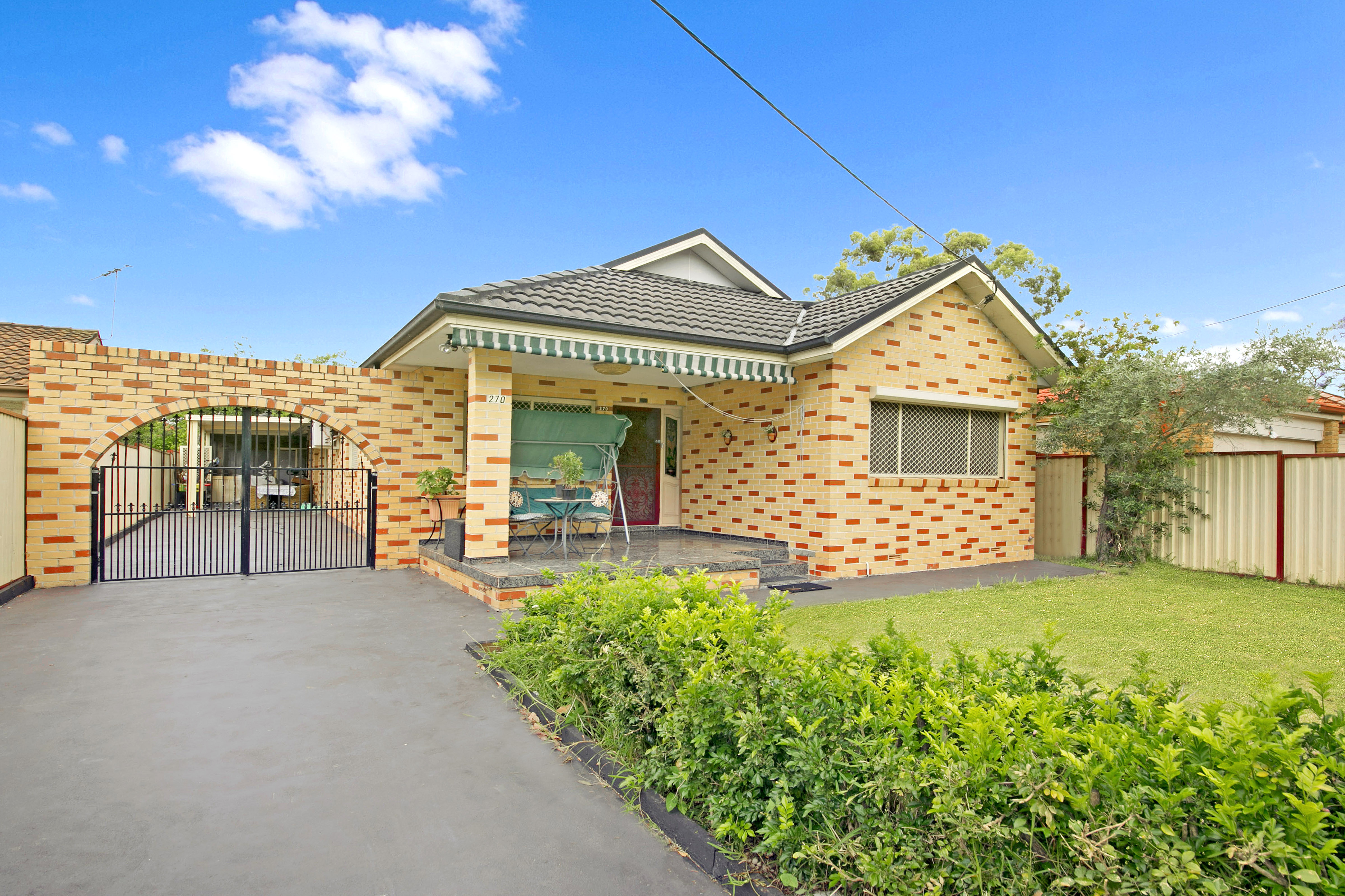 SOLD! SUBSTANTIAL FAMILY HOME