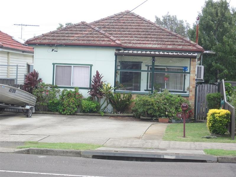 TWO BEDROOM SEMI- HOUSE FOR LEASE
