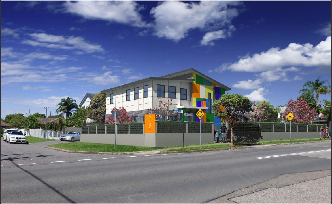 DA approved site for childcare centre with 30 places - $1.5m or offers