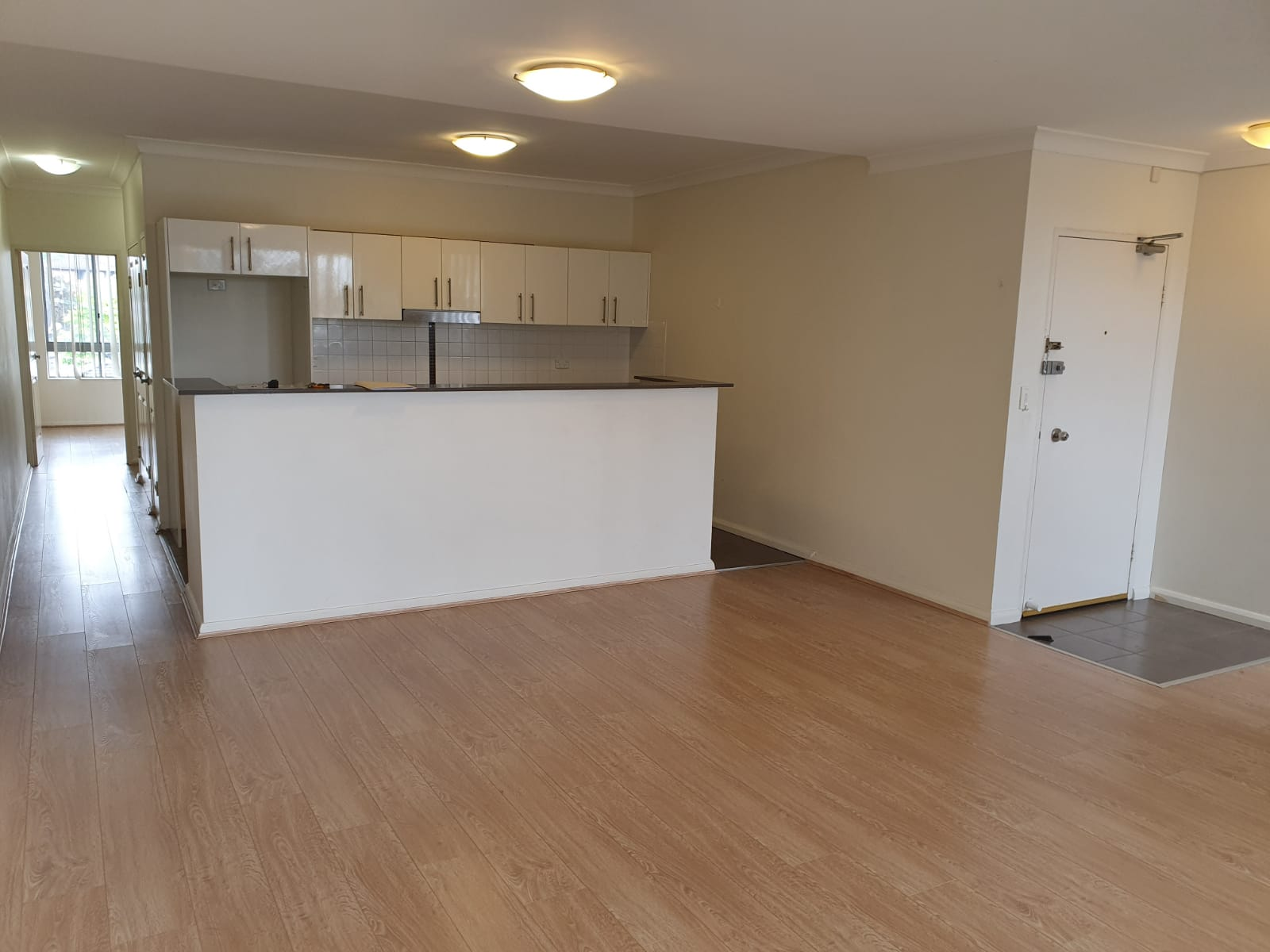 TWO BEDROOM UNIT FOR LEASE