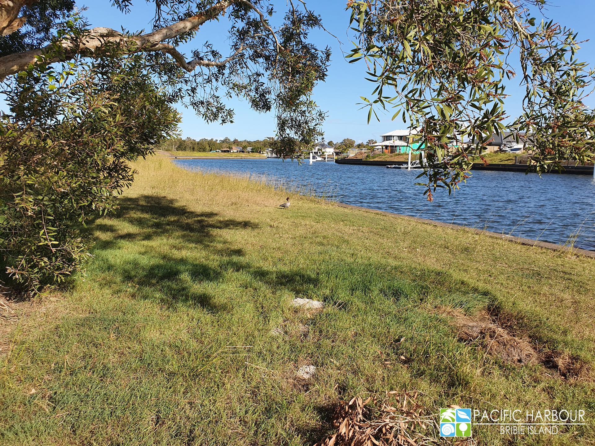 MASSIVE WATERSIDE LOT OVER 800M2 ADJACENT CANALS