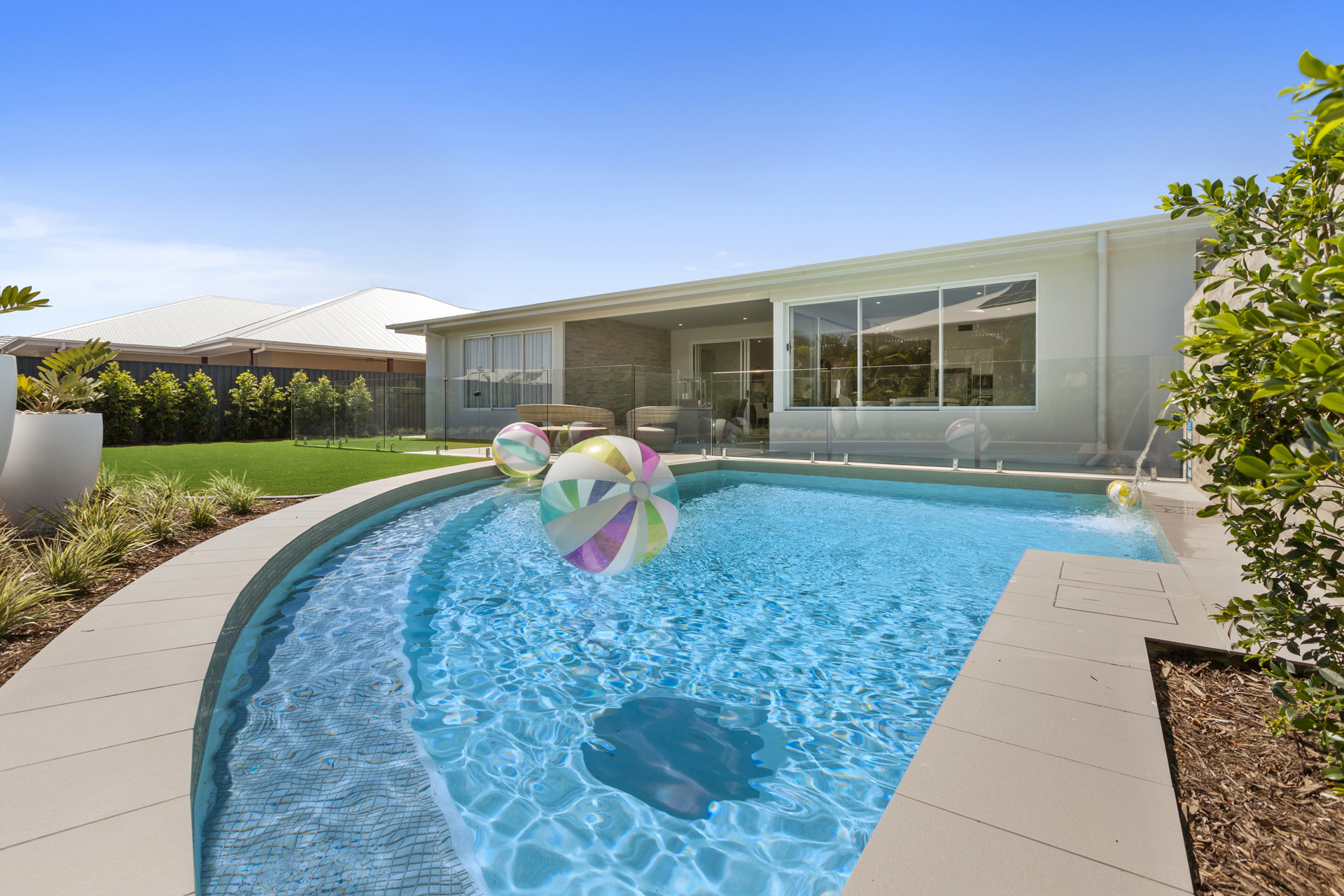 ENDEARING ELEGANCE PLUS POOL WITH TRANQUIL WATER VIEW