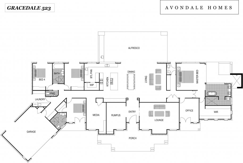Jimboomba – L9081054 Floor Plan